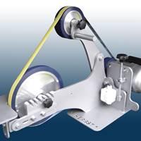 Three wheel grinder