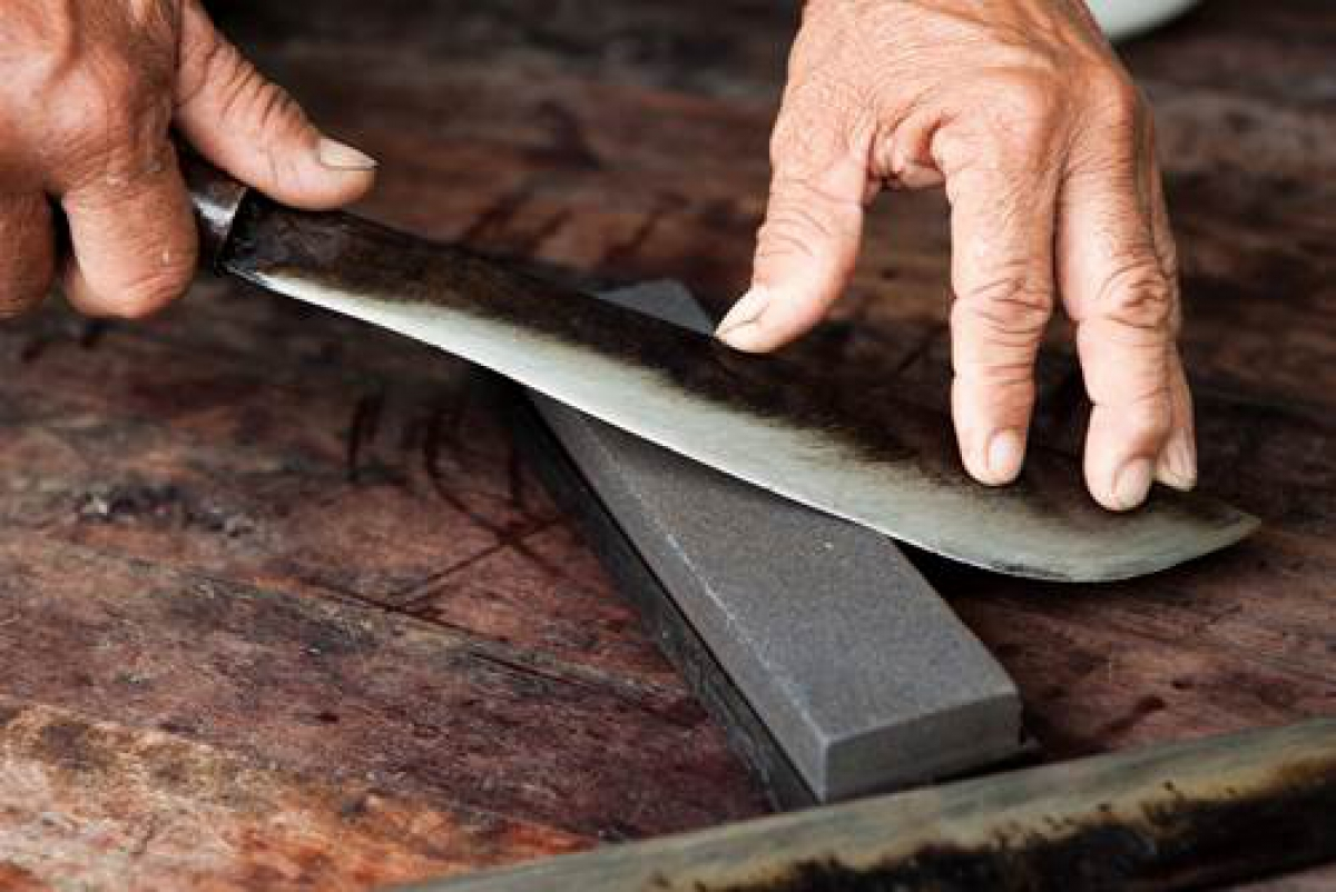 Knife-making Tips